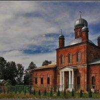 Церковь Михаила Архангела в Шарапово. :: Дмитрий Анцыферов