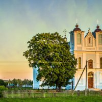 Вишневский костел :: Tatsiana Latushko