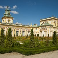 Wilanow Palace again :: Roman Ilnytskyi