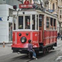 Живой, колоритный Стамбул. :: Анатолий Щербак