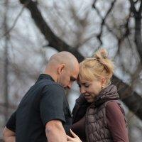 Любовь Это- подарить себя прекрасного :: Михаил Даниловцев