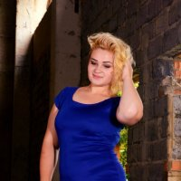 Блондинка :: Валерий Подобный