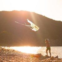 Воздушный змей :: Юлия Куракина