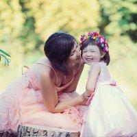 Фотосъемка мамы и дочки :: марина алексеева