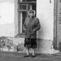 Обитатель старого дома :: Алексадр Мякшин