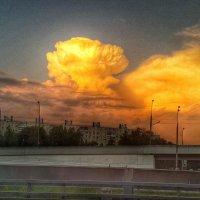 Золотое облако :: Александр Nik'Leme