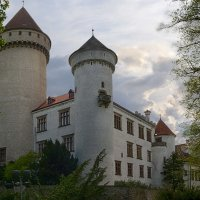 Замок Конопиште, Чехия :: Priv Arter