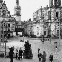 В  Дрездене :: Наталья Казанцева