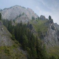 рельефы гор :: sayany0567@bk.ru