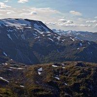 Norwegian Mountains :: Roman Ilnytskyi