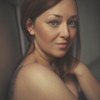 автопортрет :: Анна Литвинова
