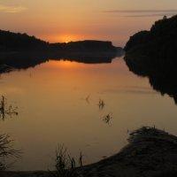 Августовские закаты ... :: Игорь Малахов