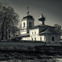 Мирожский монастырь (г.Псков) :: Анна Семенова
