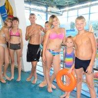 В аквапарке на Ксюшин др :: Харон