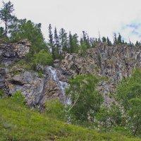 Водопад Ширлак :: val-isaew2010 Валерий Исаев
