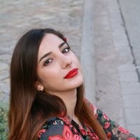 Красивая Эльназ :: Наталья