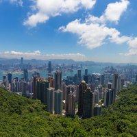 вид на Гонконг :: Дмитрий Николаев