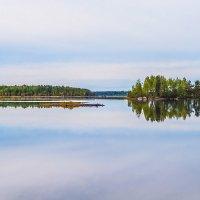 Невесомость... Северная Карелия... :: Евгений Мелт