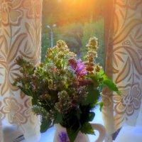 Мятный букет . :: Мила Бовкун