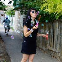 пузыри вдогонку :: Наталия Сарана