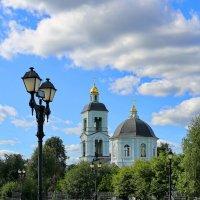 Храм иконы Божией Матери «Живоносный Источник» :: Евгений Голубев