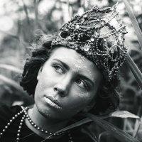 Серийная съемка Царица Мидас :: Yana Odintsova