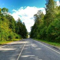 Старая Московская дорога (из Смоленска) :: Милешкин Владимир Алексеевич