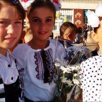 Здравствуй, школа! :: Нина Корешкова