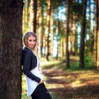Прогулка в лесу :: Алексей Силин