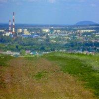 Вид с вершшны :: Вячеслав Баширов