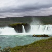 waterfall Godafoss :: klara Нейкова