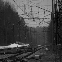 Железная дорога :: Алексей Обухов