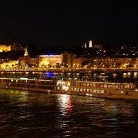 Ночные катания по Дунаю .... :: Алёна Савина