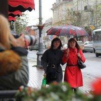 Дождь :: Апёнова Нина