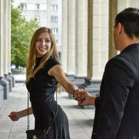 Пойдём! :: Сергей Добрыднев