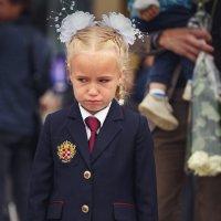 """Не хочу в школу или """"праздник со слезами на глазах"""". :: Юрий"""