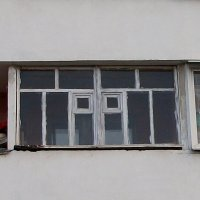 "Балкон ""Глаза - в кучку"") :: Галина Бобкина"