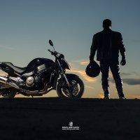 Мотоцикл, скорость, свобода.... :: Павел Бирюков