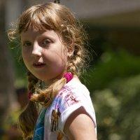 Внучка Ясмин :: Ефим Хашкес