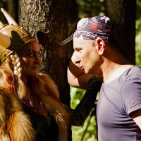Я против викинга :: Эрик Делиев