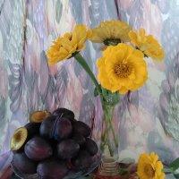 Осенний натюрморт :: Mariya laimite
