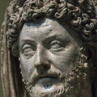 Портрет Марка Аврелия, II в. н.э. :: Анатолий Бастунский
