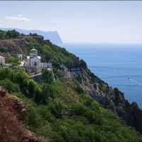 Монастырь Святого Георгия Победоносца :: Олег Фролов