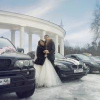 Свадебный кортеж :: Юлиана Филипцева