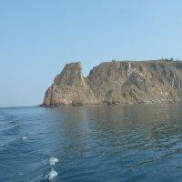 Мыс Хобой со стороны Малого моря (Клык) :: Галина