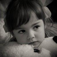 Когда-то все фотографии были черно-белыми. Вот и я решила сделать серию черно-белых фото :: Екатерина Бильдер