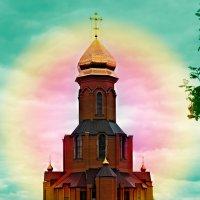 Храм Святого Георгия Победоносца :: Владимир Кроливец