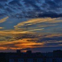 ПОЛЁТ :: Валерий Руденко
