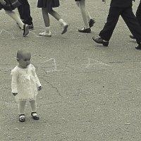 Куда уходит детство? :: Сергей Иванов