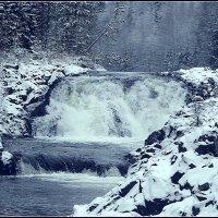 Водопад Кивач :: Вера